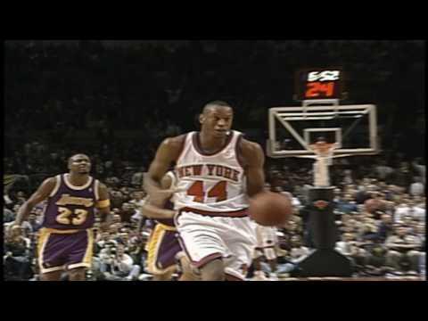 1996 NBA Draft 20th Anniversary: John Wallace