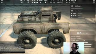 Crossout   How to make a compact Fuel and Scrap collector