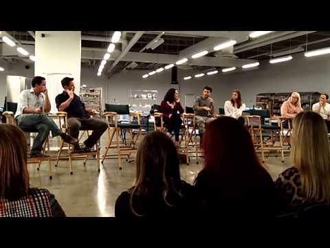 On Set Interview With Syfy's Helix Cast & Creator at Syfy Digital Press Tour 2013