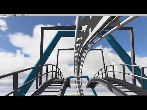 Ultimate Coaster X B&M Invert Preview