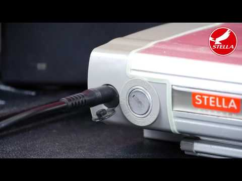 Opladen 1 polige accu elektrische fiets - Stella Fietsen