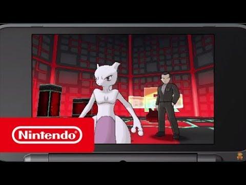 Pokémon Ultra-Soleil et Ultra-Lune - Giovanni est de retour ! (Nintendo 3DS)