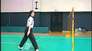 李玲蔚羽毛球1輕松入門篇 8搓球