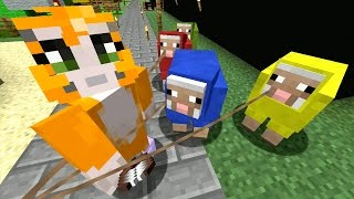 Minecraft Xbox - Sheep And Shearing [303]