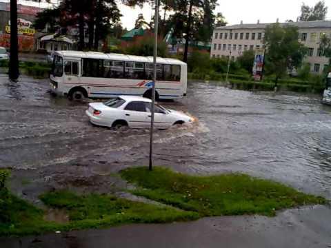 Железногорский потоп