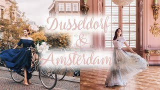 Vlog de calatorie: Germania & Olanda | 7 zile in Dusseldorf si Amsterdam
