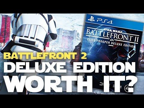 Battlefront 2 Elite Trooper Deluxe Edition Details - Is It Worth Buying?