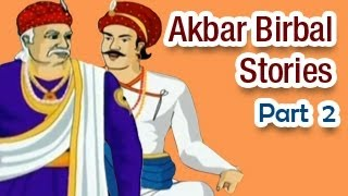 Akbar Birbal Hindi Animated Story - Part 2/6