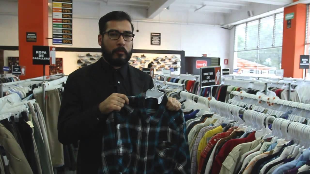 ef2f7b4b1f144 Consejos para comprar ropa de hombre en Tiendas Megapaca - YouTube