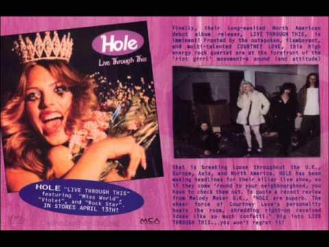 Hole - Miss World ALBUM VERSION