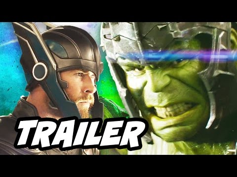 Thor Ragnarok Trailer 4K Breakdown and Comics Easter Eggs