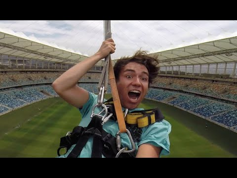 Big Rush - Moses Mabhida Stadium - Durban South Africa