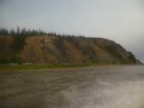 Ykt HF and OA Река Колыма красивые места