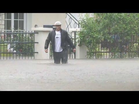 Intempéries: le Loiret totalement inondé