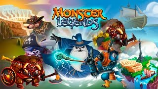 Monster Legends - Civilizations Island - Bjarni Y Karasu