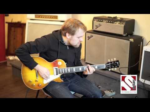 """2013 Gibson Les Paul '59 CC#16 Ed King """"Redeye"""""""