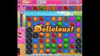 Candy Crush Saga - Level 1366 (No boosters)