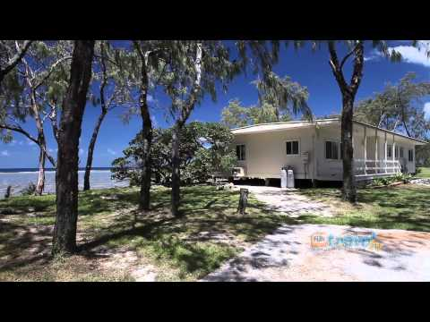 Great Barrier Reef Lady Elliot Island Accommodation Overview