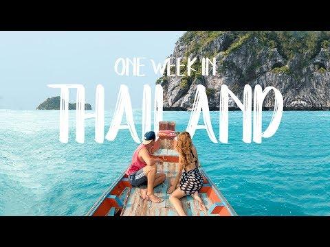 THAILAND VLOG // LANTERNS, ELEPHANTS, AND COCONUT ISLANDS