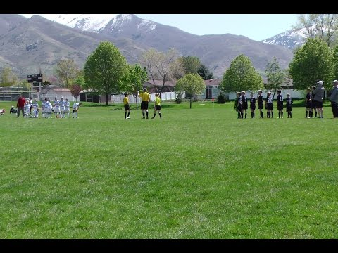 Wasatch SD vs Forza South CW - U11 Premier Soccer