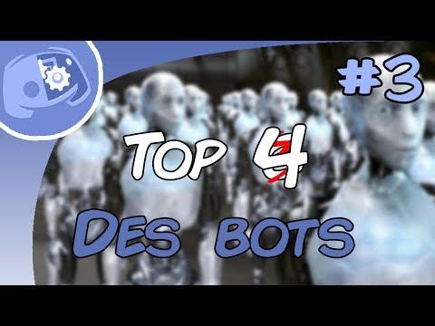 Discord | TOP 6-2=4 des BOTS #3