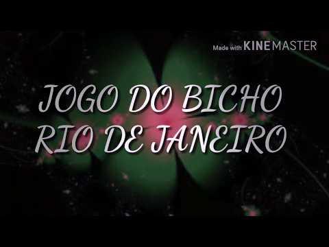 JOGO DO BICHO RIO DE JANEIRO 17 DE AGOSTO