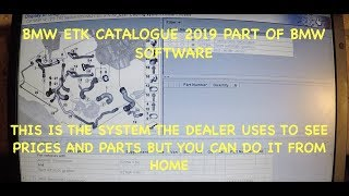 BMW ETK 2019 Full Walkthrough And Guide How To