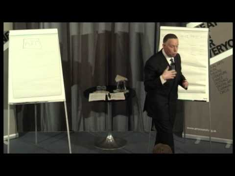 Michael Kaiser: arts fundraising seminar pt 1 - The challenges around fundraising