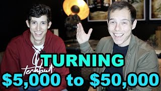 How to turn $5000 into $50,000: With guest Ricky Gutierrez