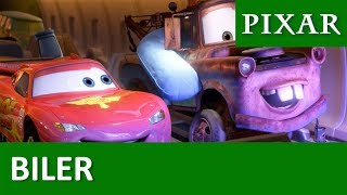 Internationalt sammenstød | Biler - Disney Pixar