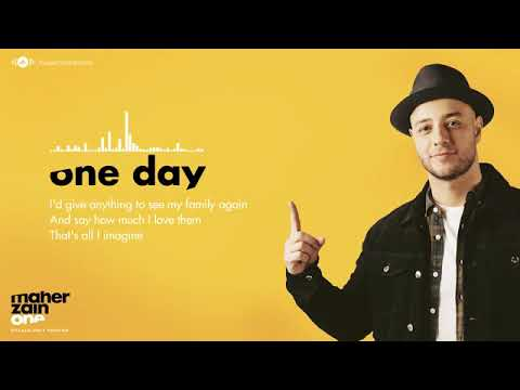 Maher Zain   One Day     Vocals Only      Official Lyric Video MP4
