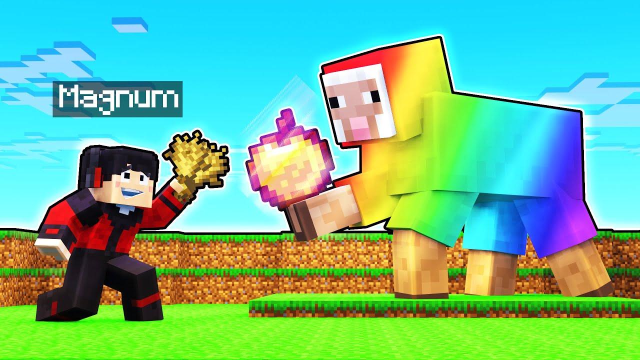 LOS OBEHOS SON SÚPER PODEROSOS! 🔥😱   Minecraft