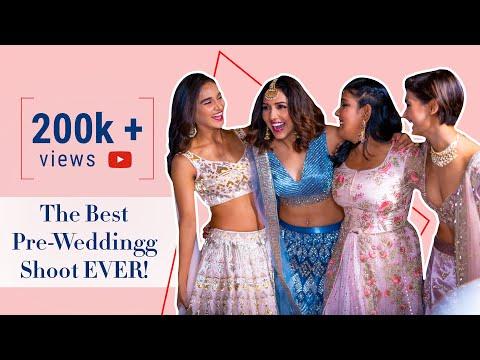 #NotWithoutMyMohans: KALKI x Mohan Sisters | Bridesmaid Shoot | KALKI Fashion
