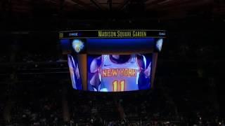 New York Knicks 2017-2018 Intro (vs. Brooklyn Nets)