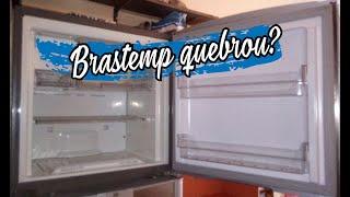 Conserto de geladeira - BRASTEMP- TEORIA