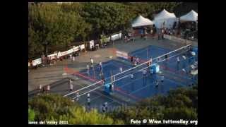 Spot Notte Bianca del Volley 2012