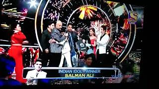 Indian idol 2018 winner Salman Ali