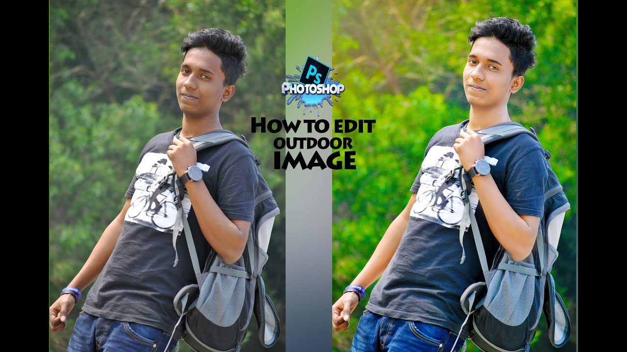Outdoor male photo editing and retouching tutorial in photoshop outdoor male photo editing and retouching tutorial in photoshop baditri Images