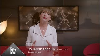 Johanne Ardouin, M.B.A. 2003 – Prix Performance ESG UQAM 2018