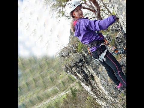 Via Ferrata - training in Bavaria