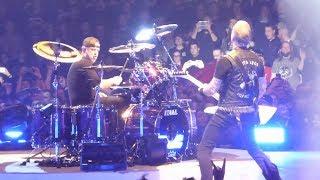 Metallica - 16.02.2018 03. Seek & Destroy - SAP Arena, Mannheim, Germany