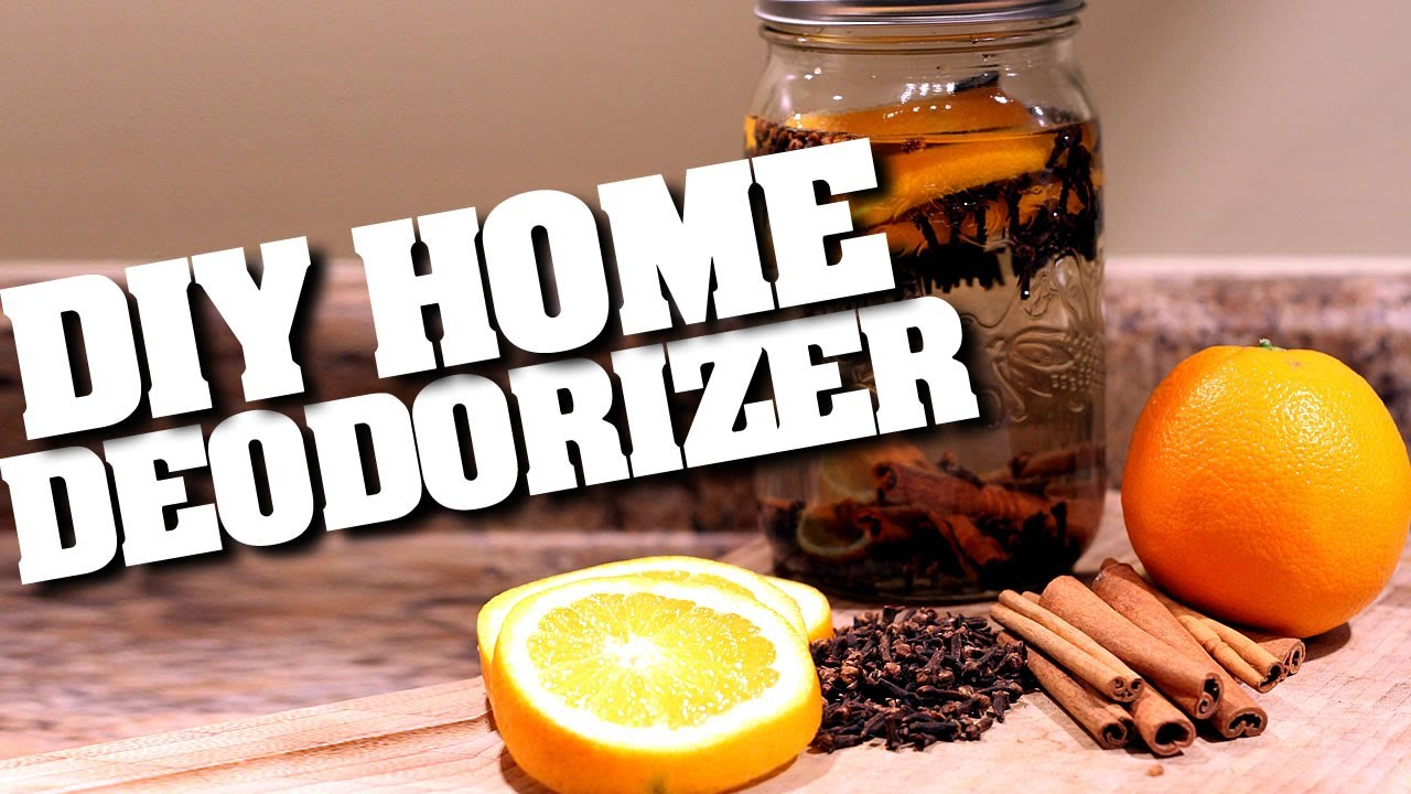 How to Deodorize a Room