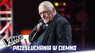 "Janusz Sztyber - ""Always On My Mind"" - Przesłuchania w ciemno - The Voice Senior 1"