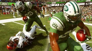 Madden 19 Career Mode Ep 22 - FIRST GAME WITH NEW YORK JETS! Daryus P