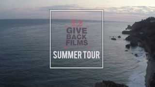 Give Back Films Summer Promo