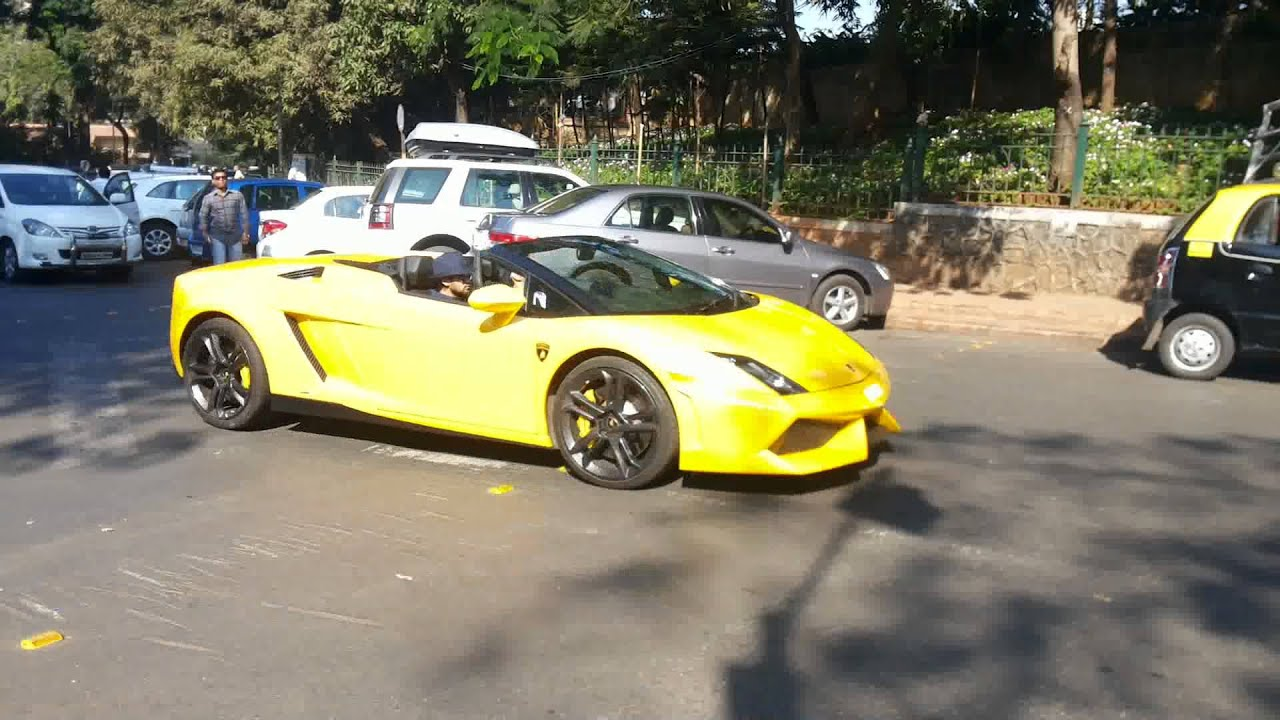 Supercars In India Youtube