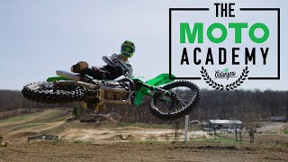 I just created the best online motocross training program! || The Moto Academy