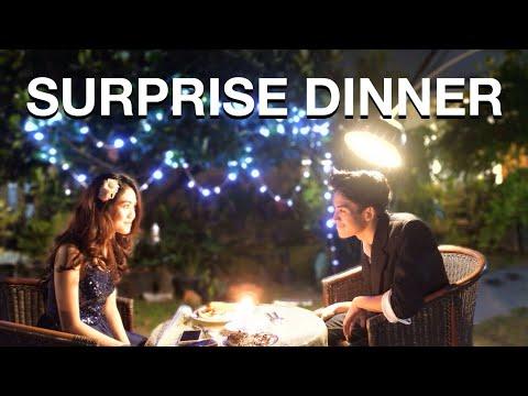 SURPRISE DINNER BUAT PACAR