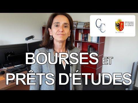 Évaluation des bourses et prêts d'études à Genève