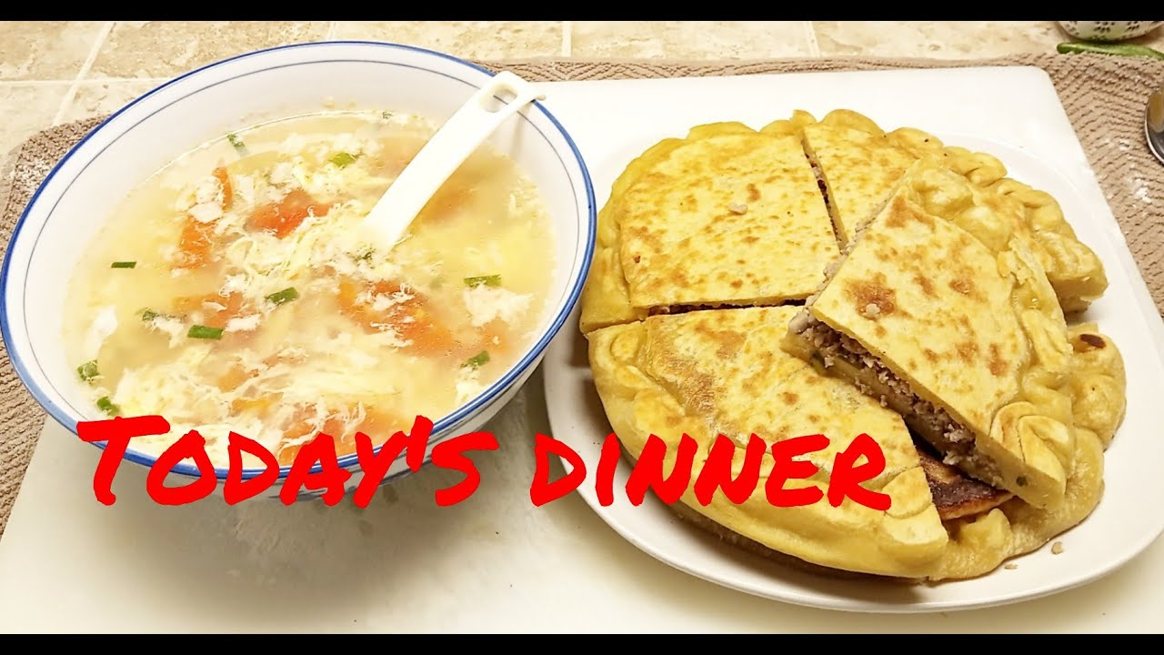 Today S Dinner Homely Cooking Youtube